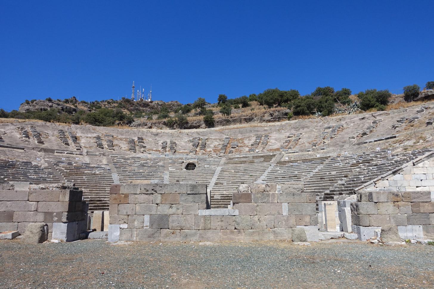 Grieks amfitheater