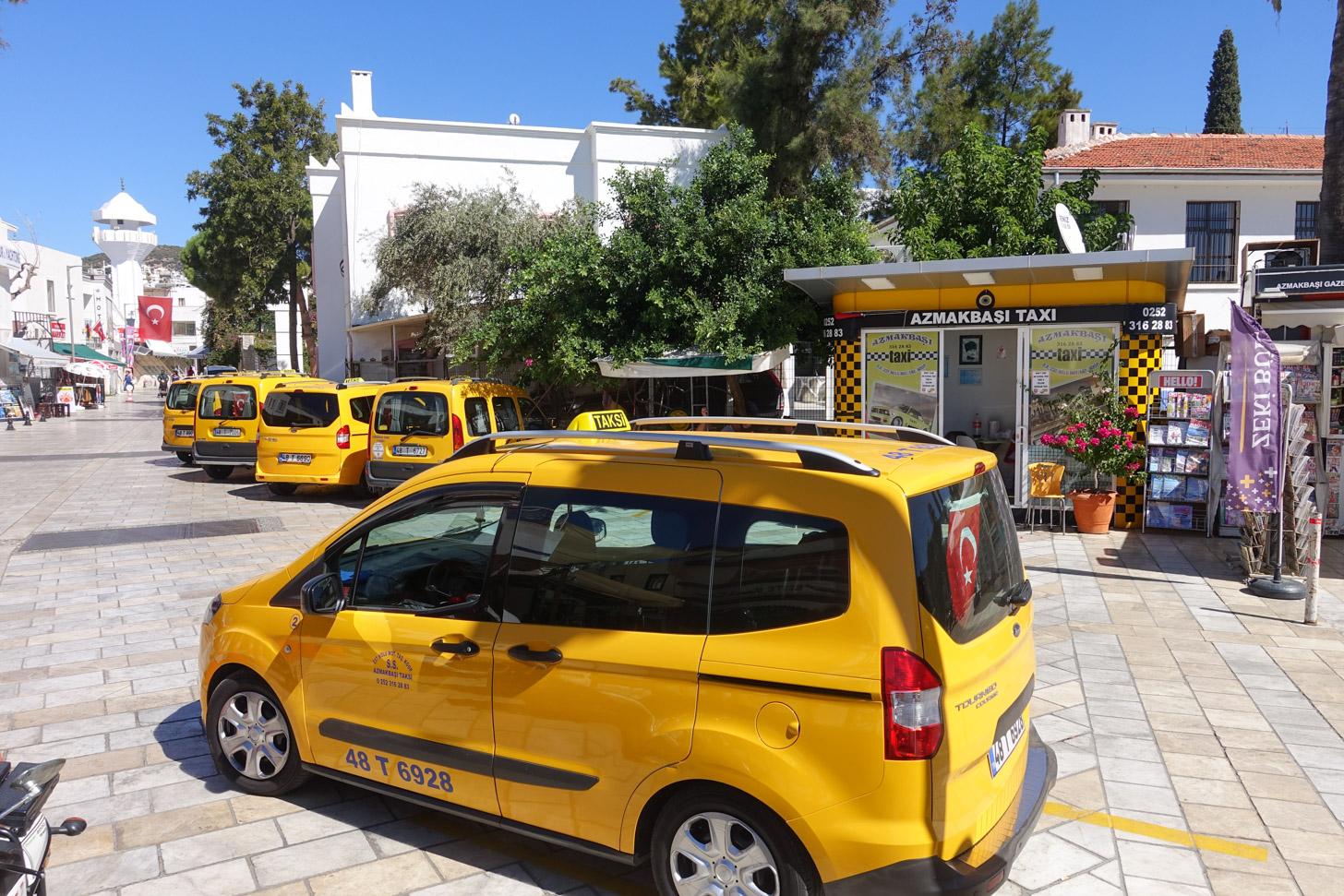Vervoer in en rondom de stad