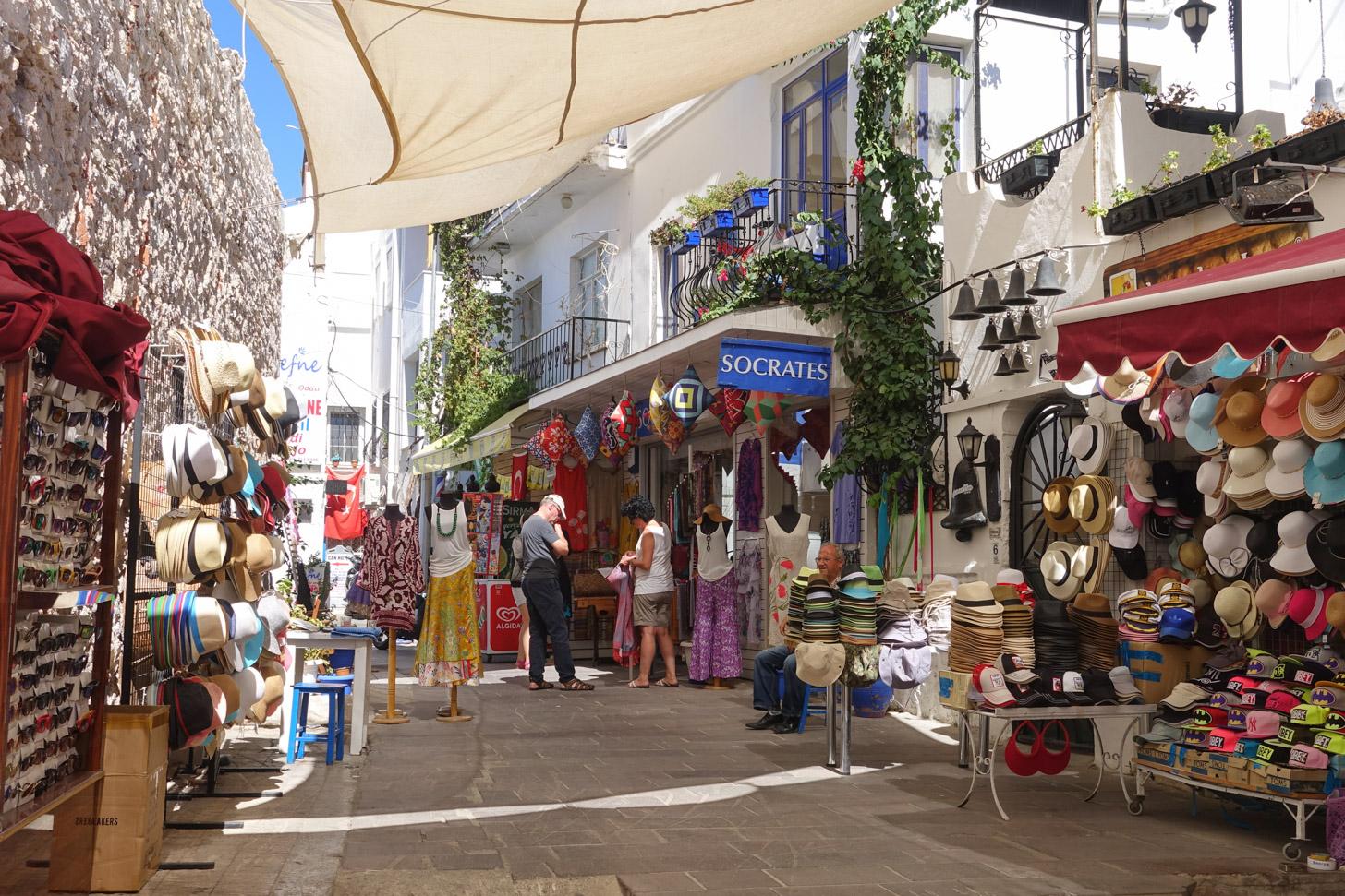 Winkelen in Bodrum